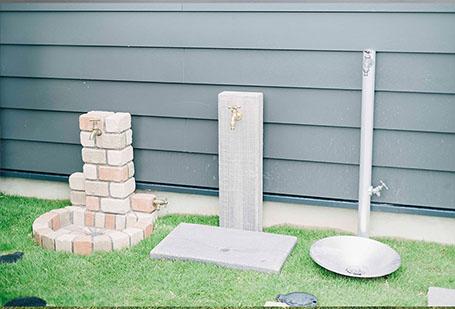 立水栓(水栓柱)
